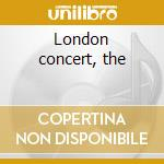 London concert, the cd musicale di Christopher Franke