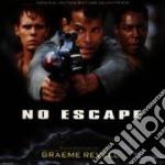 No escape cd musicale di Graeme Revell