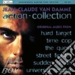 Van damme action collection cd musicale di Artisti Vari