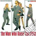 Man who knew too little, the cd musicale di Christopher Young