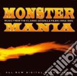 Monster Mania - Music From The Classic Godzilla Films 1954-1995 cd musicale di Artisti Vari