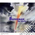 Superman: the movie cd musicale di John Williams