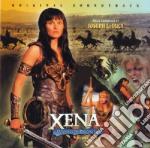 Xena Warrior Princess #04 cd musicale di Joseph Loduca
