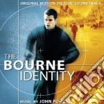 Bourne Identity cd musicale di O.S.T.