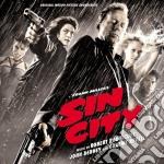 SIN CITY cd musicale di Rodriguez/debney/rev