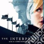 James Newton Howard - The Interpreter cd musicale di O.S.T.