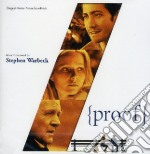 Stephen Warbeck - Proof cd musicale di O.S.T.