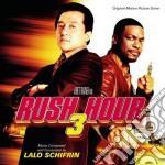 Lalo Schifrin - Rush Hour 3 cd musicale di Lalo Schifrin