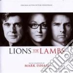 Mark Isham - Lions For Lambs cd musicale di Mark Isham