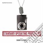 Danny Elfman - Standard Operating Procedure cd musicale di Danny Elfman