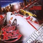 Michael Giacchino - Speed Racer cd musicale di Michael Giacchino