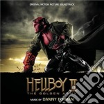 Hellboy 2 - The Golden Army cd musicale di Danny Elfman