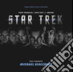 STAR TREK 2009                            cd musicale di Michael Giacchino