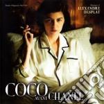Coco Avant Chanel cd musicale di Alexandre Desplat