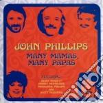 Many mamas, many papas cd musicale di John Phillips