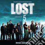 Michael Giacchino - Lost - Season 05 cd musicale di Michael Giacchino