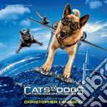 Cats & Dogs - The Revenge Of Kitty Galore cd musicale di Christophe Lennertz