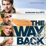 Burkhard Dallwitz - The Way Back cd musicale di Burkhard Dallwitz