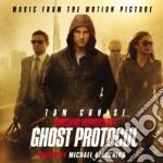 Michael Giacchino - Mission: Impossible - Ghost Protocol cd musicale di Michael Giacchino