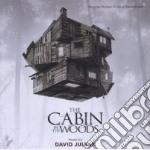 David Julyan - The Cabin In The Woods cd musicale di David Julyan