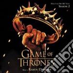 Game Of Thrones - Season 02 cd musicale di Ramin Djawadi