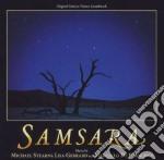 Michael Stearns, Lisa Gerrard, Marcello de Francisci - Samsara cd musicale di Stearns gerrard de