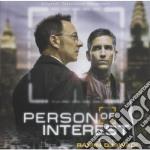 Person Of Interest cd musicale di Ramin Djawadi