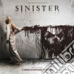 Christopher Young - Sinister cd musicale di Christopher Young