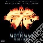Mothman Prophecies cd musicale di O.S.T.