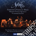 Sarband - The Arabian Passion According To J.S. Ba cd musicale di Sarband