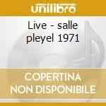 Live - salle pleyel 1971 cd musicale di Lionel Hampton