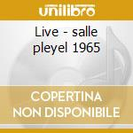 Live - salle pleyel 1965 cd musicale di Jimmy Smith