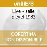 Live - salle pleyel 1983 cd musicale di Stephane Grappelli