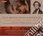 Schauspielmusiken - incidental music cd musicale di Felix Mendelssohn