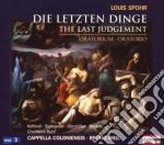 Oratorio cd musicale di Louis Spohr