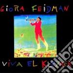 Giora Feidman - Viva El Klezmer cd musicale di Giora Feidman