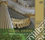 Vierne- Pieces De Fantaisie cd musicale di Louis Vierne