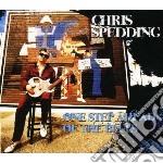 Chris Spedding - One Step Ahead Of The Blues cd musicale di Chris Spedding