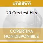 20 GREATEST HITS cd musicale di CLOUT