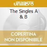 THE SINGLES A & B cd musicale di MOVE (THE)