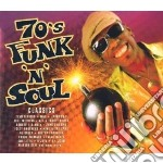 70'S FUNK 'N' SOUL CLASSICS cd musicale di ARTISTI VARI