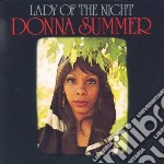 Donna Summer - Lady Of The Night cd musicale di Donna Summer