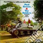 Paul Revere & The Raiders - Hard'n'heavy cd musicale di Paul & the r Revere