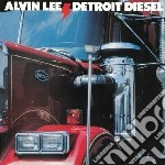Alvin Lee - Detroit Diesel cd musicale di Alvin Lee