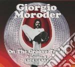 On the groove train 1 cd musicale di Giorgio Moroder