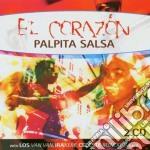 El Corazon - Palpita Salsa cd musicale di Artisti Vari