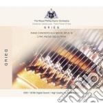 Grieg - Piano Concerto In A Minor cd musicale di Orch. R.philarmonic