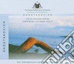 Royal Philharmonic Orchestra - Shostakovich: Festive Overture Opus 96 cd musicale di Orch. R.philarmonic