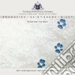 Royal Philharmonic Orchestra - Prokofiev: Peter And The Wolf / Saint-saens,bizet cd musicale di Royal philharmonic orchestra
