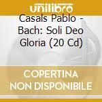 Soli deo gloria cd musicale di Bach